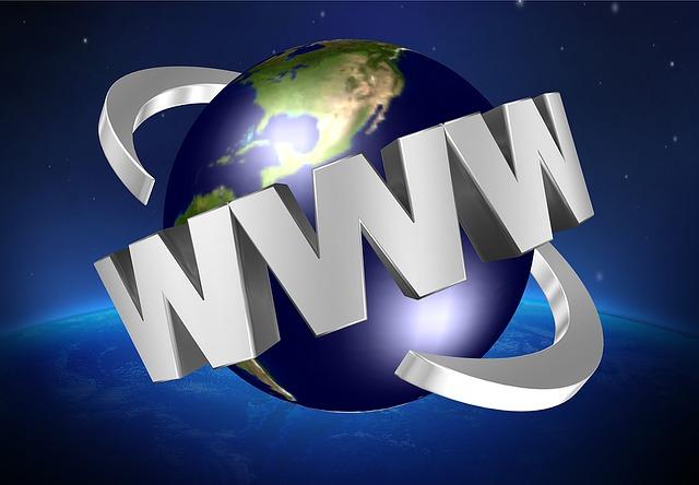 internet napříč světem