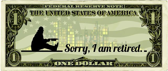žebrák na bankovce